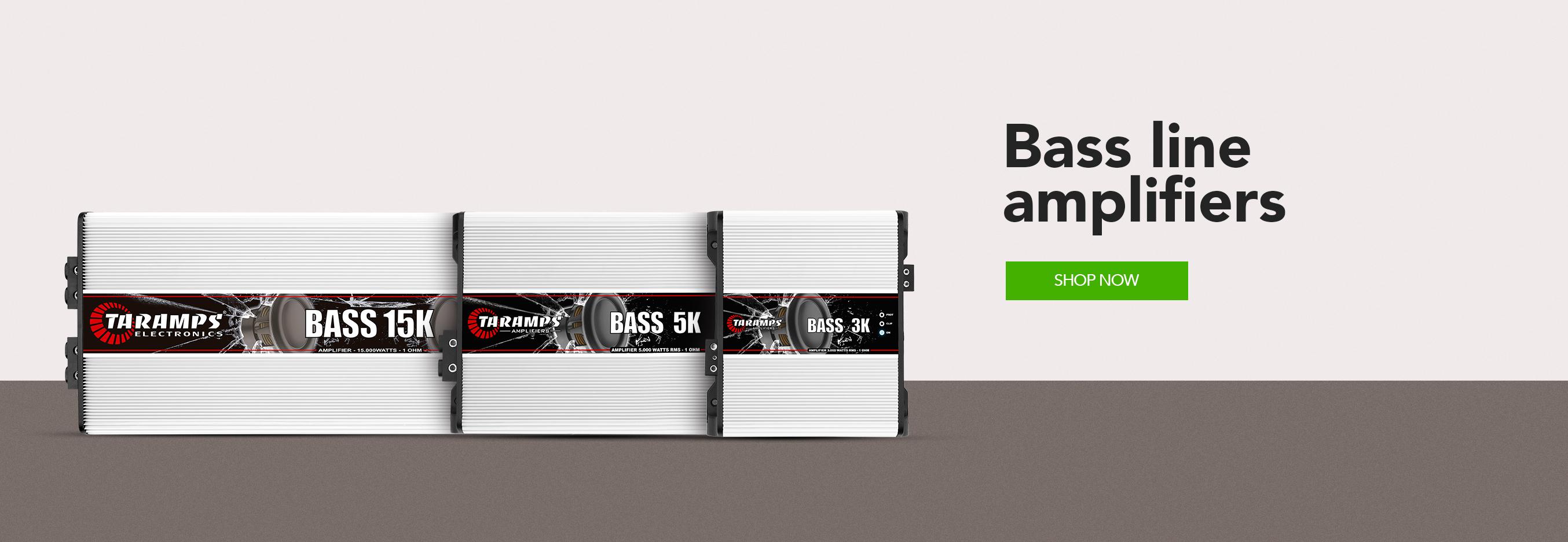 Banner Bass Line