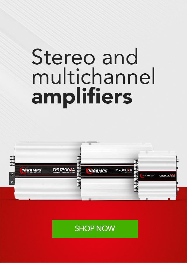 Banner stereo line