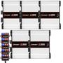 5x-amplifier-taramps-hd-3000-1-channel-3000-watts-rms-bundle