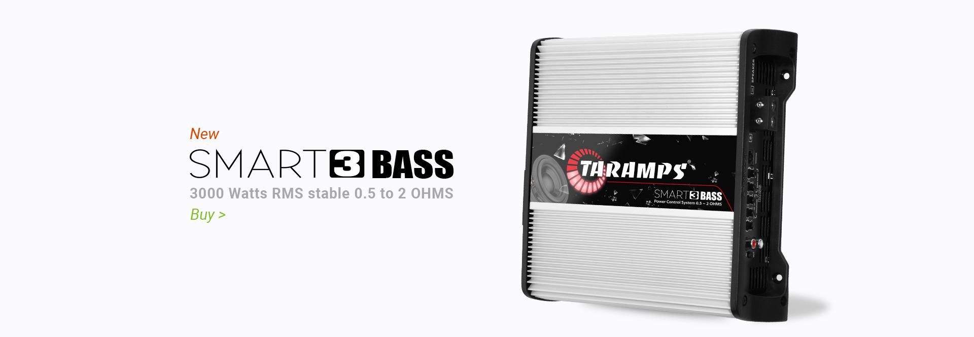 Banner Smart3 Bass